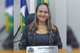 Vereadora Ezenil propõe contratação de Agentes de Saúde em Curvelândia